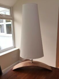 'Sail' Table Lamp - John Lewis x 2