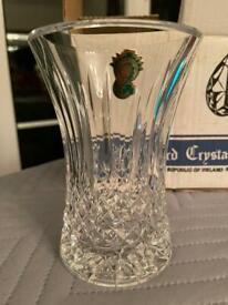 """Waterford Crystal 6"""" vase"""