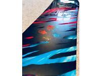 Woman's snowboard - Salomon Rumble fish .