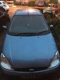 Ford Focus Zetec 2003