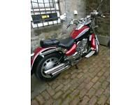 125cc bike Daelim Daystar 2004
