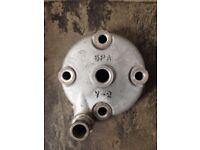 Yamaha yz 85 2 stroke cylinder head