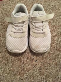 Nike fabric trainers