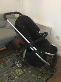 Icandy buggy / stroller with Lascal buggy board