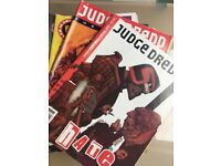 Judge Dredd Comics 1993-94