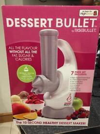 Desert bullet