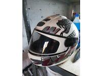 Motorbike helmet Nolan used