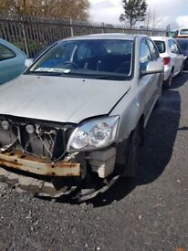 2004 TOYOTA AVENSIS 1.8 16V PETROL BREAKING FOR PARTS