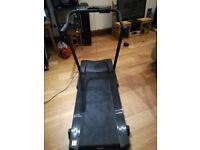 V-Fit Motorised Treadmill