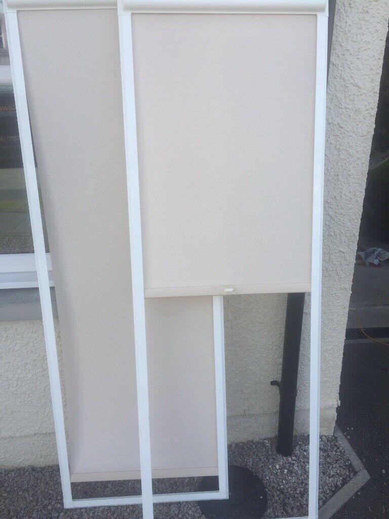 Patio Door Blinds X2