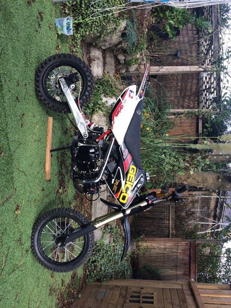 150cc pit bike kmx frame