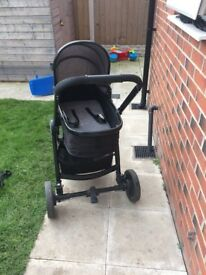Travel system,steriliser and walker for sale all in good condition looking for quick sale.