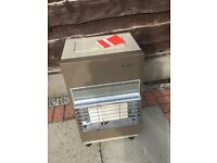 calor gas heater. Great condition. Beige.