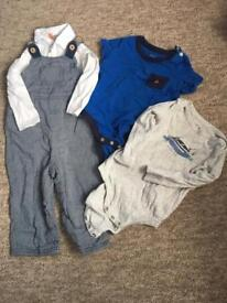 Baby boys 9-12 / 6-12 bundle.