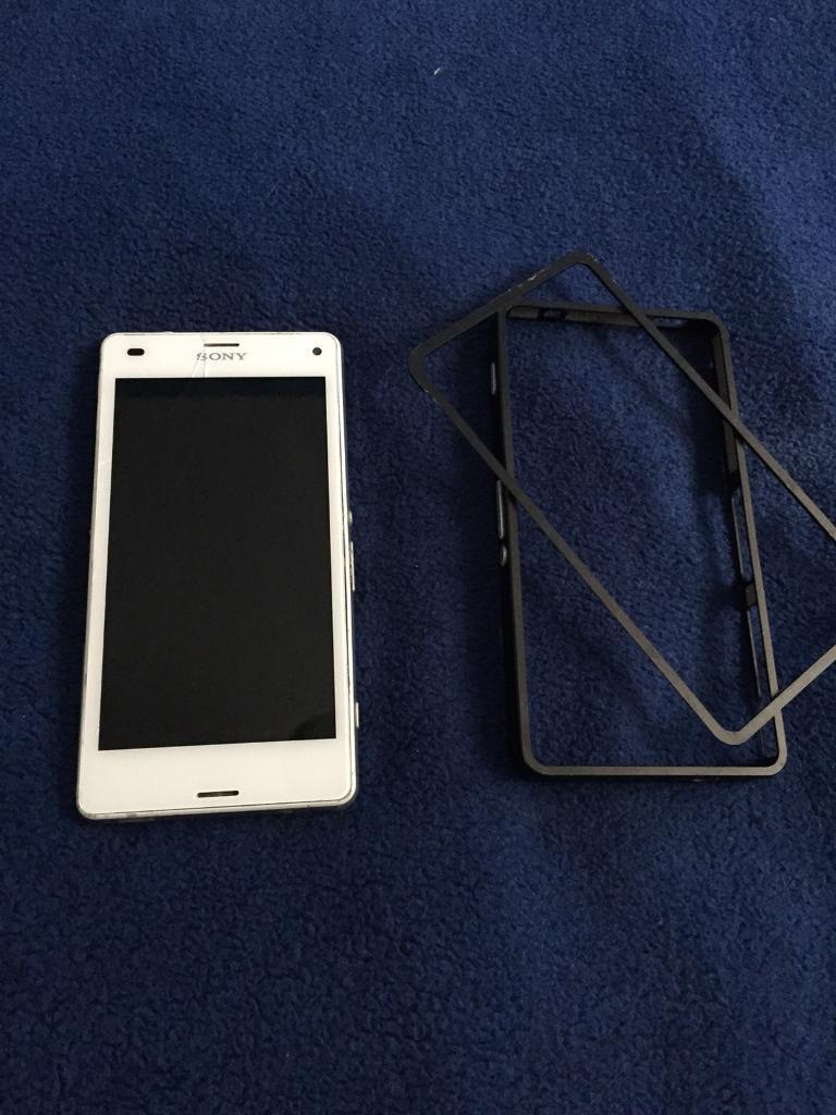 Xperia Z3 (white)