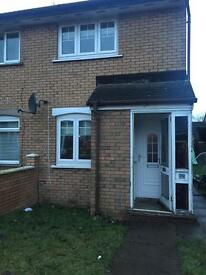 2 Bedroom House For Rent £575 per month