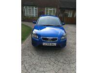 KIA RIO STRIKE AUTO A/C 2010 5 Door Hatch Metallic Blue New MOT 34k Family Owned No Accidents