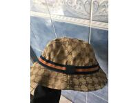 Gucci bucket hat limited edition new