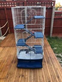 Rat/chinchilla/ferret cage