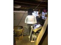 10 x Highbay light fittings