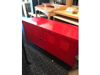 Ikea ps metal cabinet storage unit