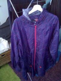 A lovely large Waterproof Ladies Raincoat