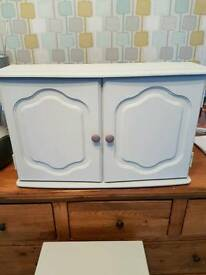 Restyled Bathroom Cabinet