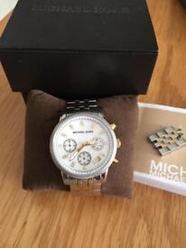 Micheal Kors watch