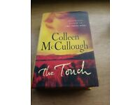 Romance Novel The Touch By Colleen McCullen