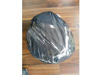 Nylon Anti Frost Car Cover - Fixes Securely - Packs Away Easily