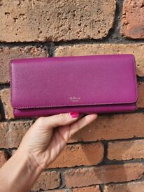 Mulberry continental purse