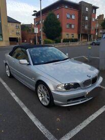 BMW 320ciConvertable