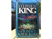 Stephen King - The Tommyknockers - First UK Edition 1988 - Hardback