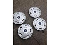 "Ford transit mk7 wheel trims for 15"" wheels only"