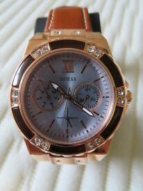 Guess ladie watch - Brand New