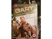 Gary Tank Commander dvd
