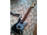 electric guitar Squier by Fender