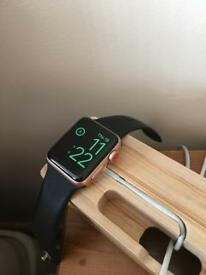 Apple Watch 3 Cellular gold 38mm
