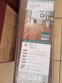Krono Vintage Hickory 10mm Laminate Flooring x2 pack