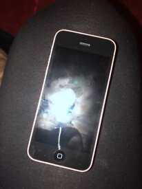 iPhone 5c - Pink - EE