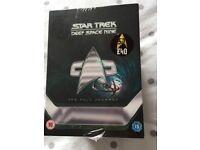 Star Trek Deep Space Nine Seasons 1-7 box set brand new