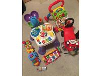 Bundle of Fisher Price & Tomy toys