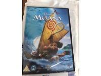 Moana DVD brand new sealed