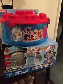 Paw Patrol Construct the Lookout