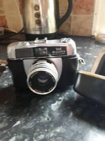Halina paulette electric camera