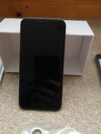 Apple iPhone 6, on EE, with extras....