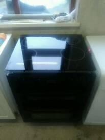 Hotpoint hob&oven