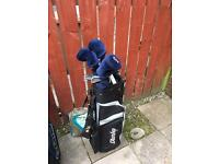 Beginners golf club set