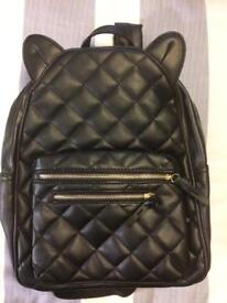 Accessorise ladies rucksack hardly been used £5