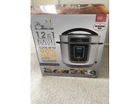 12 in 1 Digital Pressure Cooker - Brand New